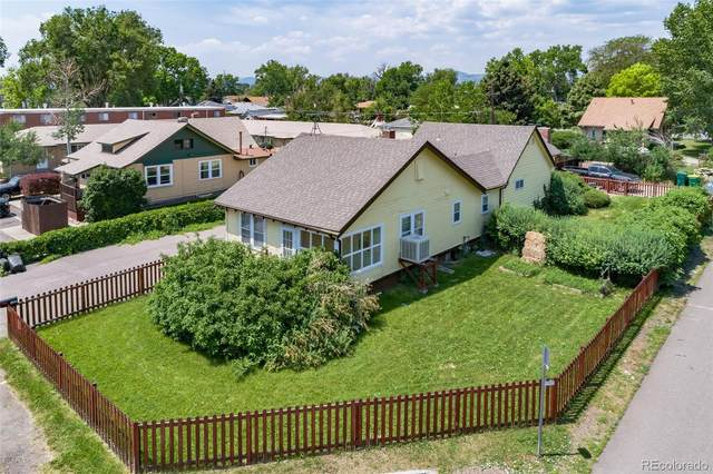 7300 W 13th Avenue, Lakewood, CO 80214 (#9152885) :: The Gilbert Group