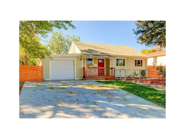 2345 S Knox Court, Denver, CO 80219 (MLS #9152931) :: 8z Real Estate