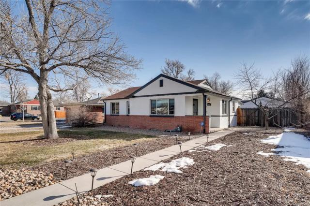 2980 Krameria Street, Denver, CO 80207 (#9153401) :: Mile High Luxury Real Estate