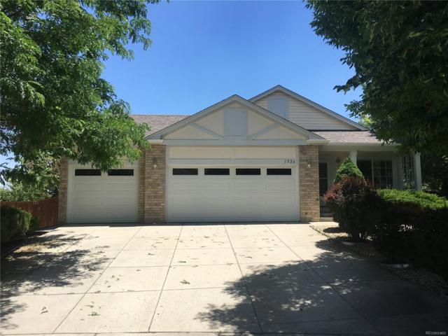 1926 Clover Creek Drive, Longmont, CO 80503 (#9153545) :: The Healey Group