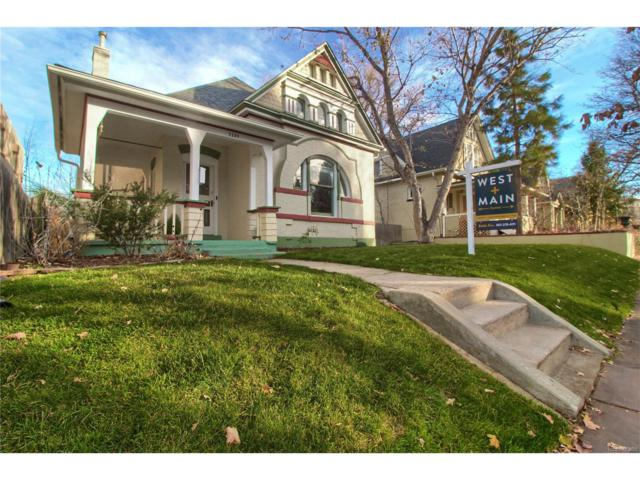 1138 Clayton Street, Denver, CO 80206 (#9153715) :: Thrive Real Estate Group