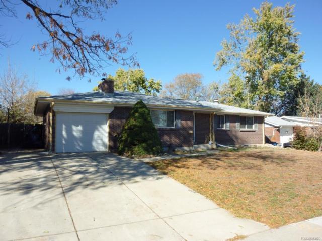 1631 S Allison Street, Lakewood, CO 80232 (MLS #9153754) :: 8z Real Estate