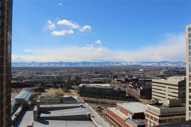 1020 15th Street 24N, Denver, CO 80202 (#9153766) :: The Peak Properties Group