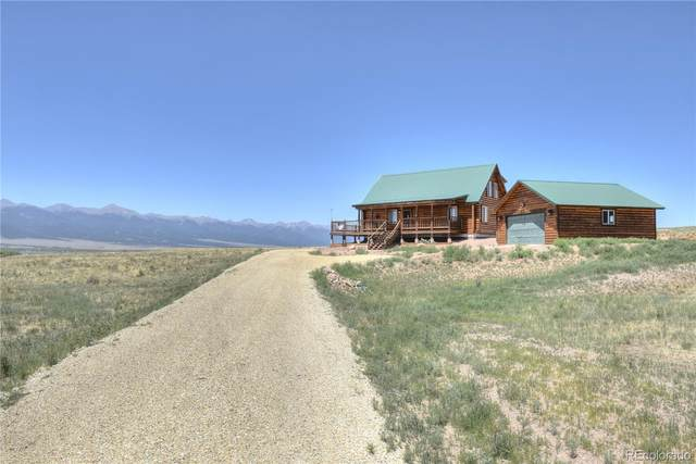 295 Piute Road, Westcliffe, CO 81252 (#9153837) :: Real Estate Professionals