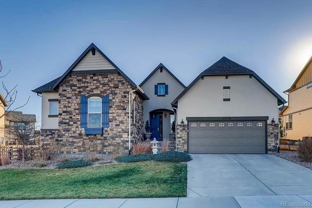 17556 W 83rd Drive, Arvada, CO 80007 (#9154618) :: The DeGrood Team