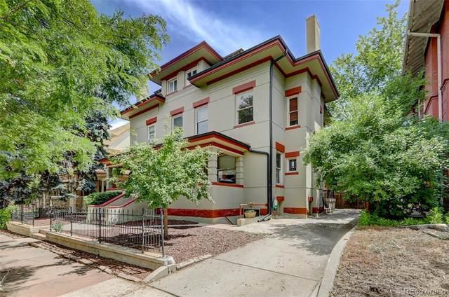 1450 N High Street #5, Denver, CO 80218 (#9154730) :: The DeGrood Team