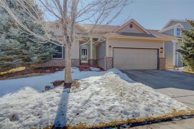 10271 Riverstone Drive, Parker, CO 80134 (#9154767) :: Keller Williams Action Realty LLC