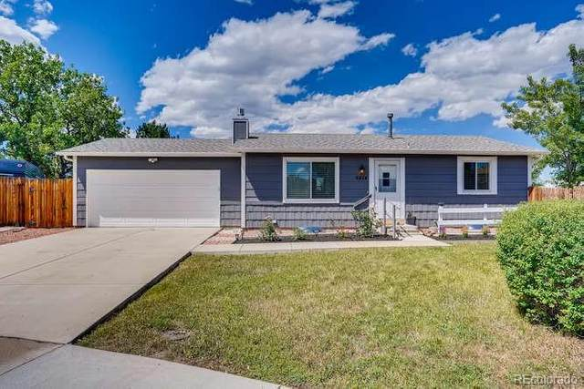 6454 S Cody Street, Littleton, CO 80123 (#9155260) :: The DeGrood Team