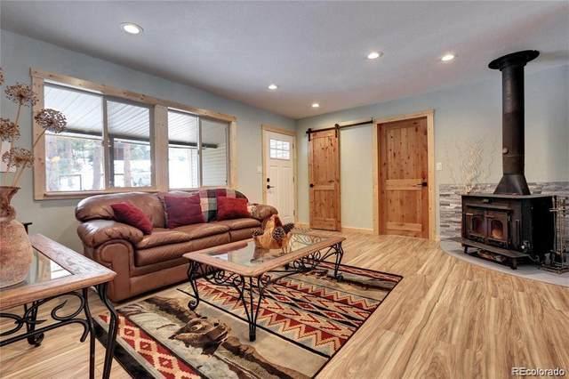 166 Cherokee Road, Lyons, CO 80540 (MLS #9155286) :: Kittle Real Estate