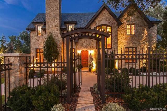 4160 S Humboldt Street, Cherry Hills Village, CO 80113 (#9155442) :: Berkshire Hathaway HomeServices Innovative Real Estate
