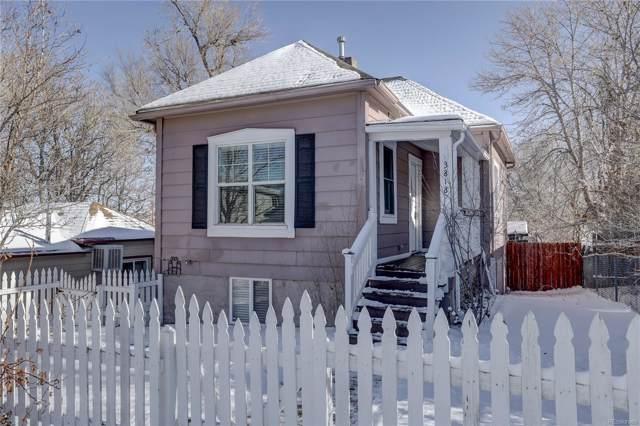 3818 S King Street, Denver, CO 80236 (#9155606) :: The Dixon Group