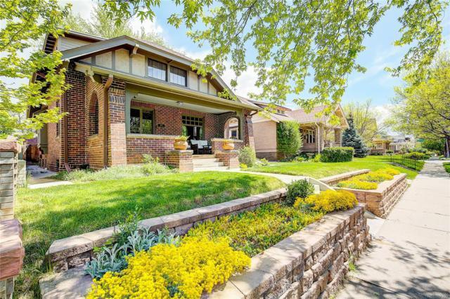 978 S Corona Street, Denver, CO 80209 (MLS #9155941) :: Kittle Real Estate