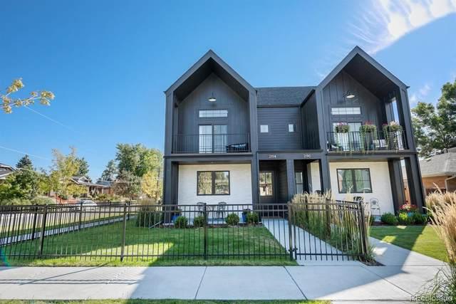 2194 King Street, Denver, CO 80211 (MLS #9156098) :: Bliss Realty Group