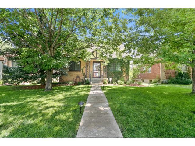 1418 Ivanhoe Street, Denver, CO 80220 (#9156387) :: Wisdom Real Estate
