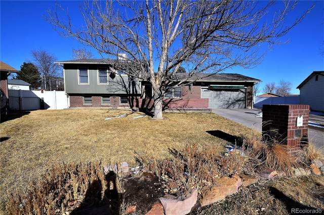 1869 E 97th Drive, Thornton, CO 80229 (#9156590) :: Hudson Stonegate Team