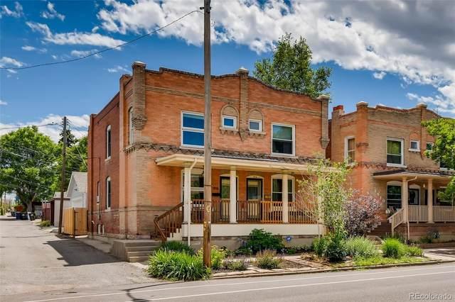1918 E 22nd Avenue, Denver, CO 80205 (#9156674) :: The DeGrood Team
