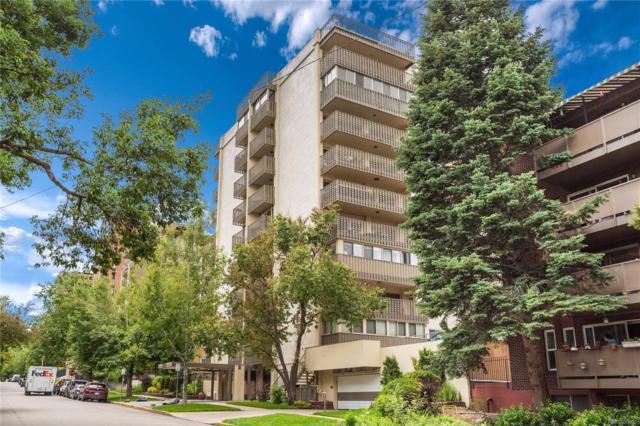 1223 N Race Street #206, Denver, CO 80206 (MLS #9157176) :: 8z Real Estate