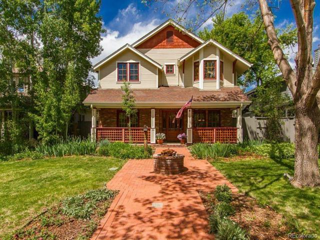 2565 S Fillmore Street, Denver, CO 80210 (#9157476) :: The Dixon Group