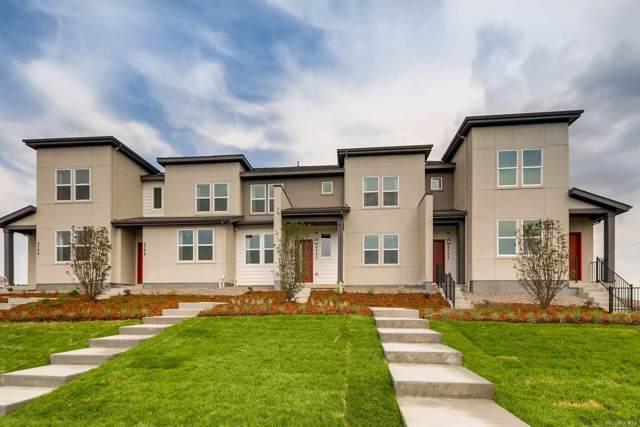 16223 E 47th Place, Denver, CO 80239 (MLS #9157594) :: 8z Real Estate