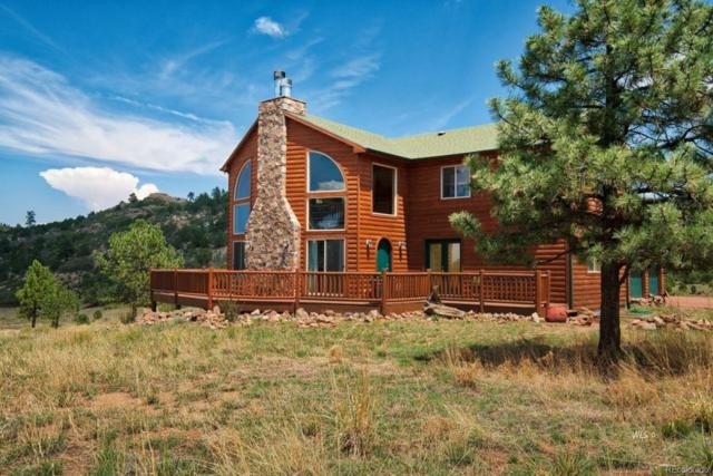 6490 County Road 255, Westcliffe, CO 81252 (#9157792) :: The DeGrood Team