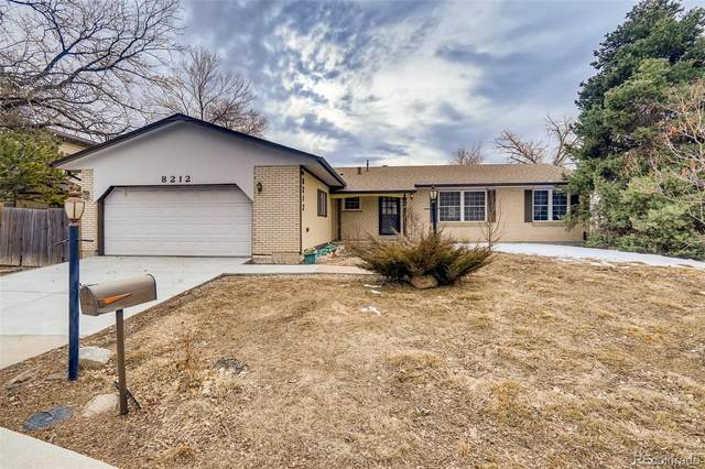 8212 Saulsbury Circle, Arvada, CO 80003 (#9157895) :: The DeGrood Team