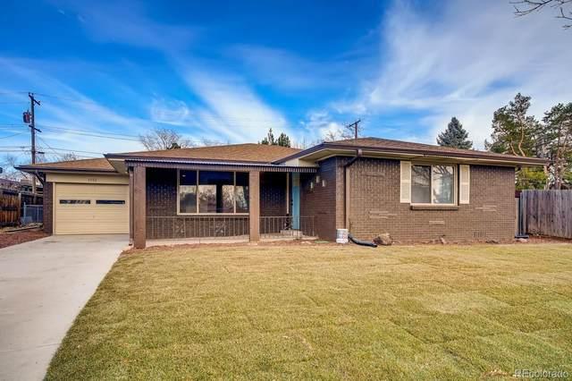 1552 S Cherry Street, Denver, CO 80222 (#9158037) :: The Harling Team @ Homesmart Realty Group