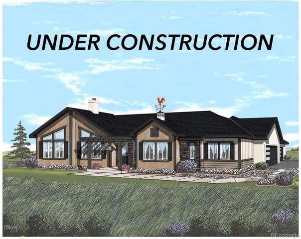 7589 Buckskin Ranch View, Colorado Springs, CO 80831 (MLS #9158517) :: 8z Real Estate