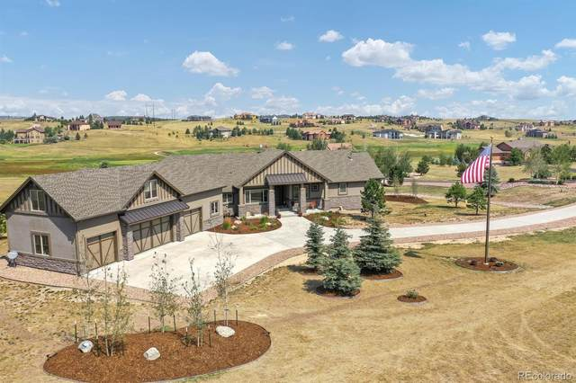 2331 Fontley Court, Monument, CO 80132 (MLS #9159050) :: Keller Williams Realty