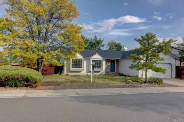 8552 S Everett Street, Littleton, CO 80128 (#9159140) :: Wisdom Real Estate