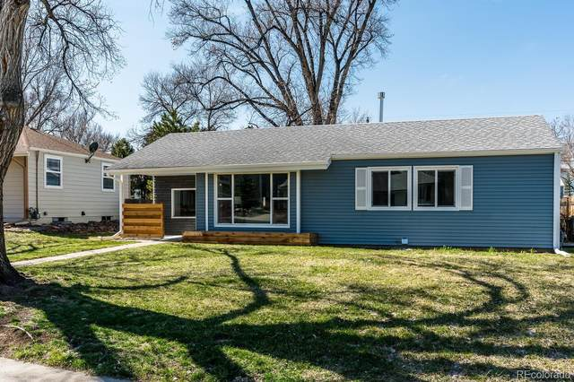1185 S Forest Street, Denver, CO 80246 (MLS #9159387) :: Kittle Real Estate