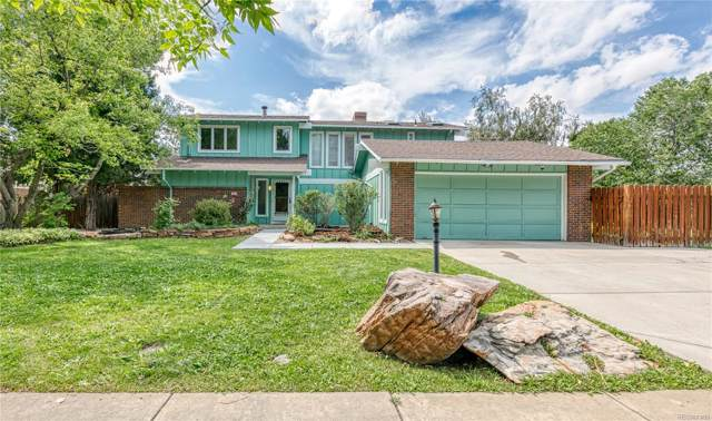 4595 Carter Trail, Boulder, CO 80301 (#9159616) :: The Peak Properties Group