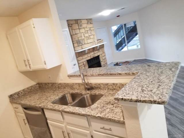 5550 W 80th Place #1, Arvada, CO 80003 (MLS #9159661) :: 8z Real Estate