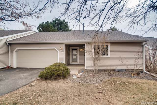 13775 E Marina Drive B, Aurora, CO 80014 (#9160492) :: Wisdom Real Estate