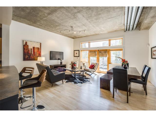 1925 W 32nd Avenue #101, Denver, CO 80211 (MLS #9160512) :: 8z Real Estate