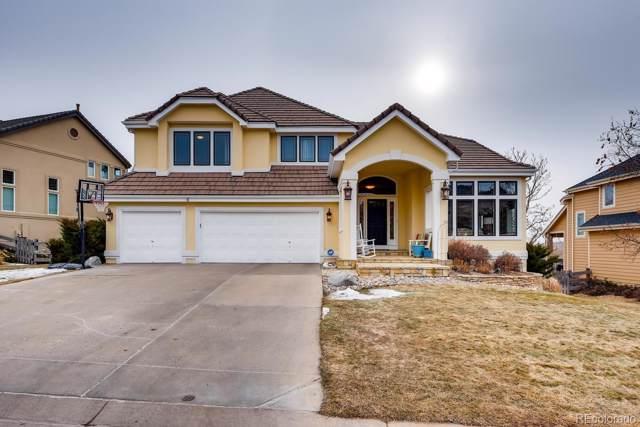 6 Mountain Laurel Drive, Littleton, CO 80127 (MLS #9160790) :: 8z Real Estate