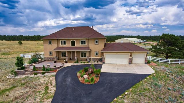 7090 Eagle Wing Drive, Colorado Springs, CO 80908 (MLS #9161019) :: 8z Real Estate