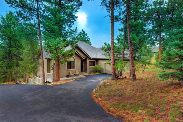 29812 Troutdale Scenic Drive, Evergreen, CO 80439 (#9161039) :: The Heyl Group at Keller Williams