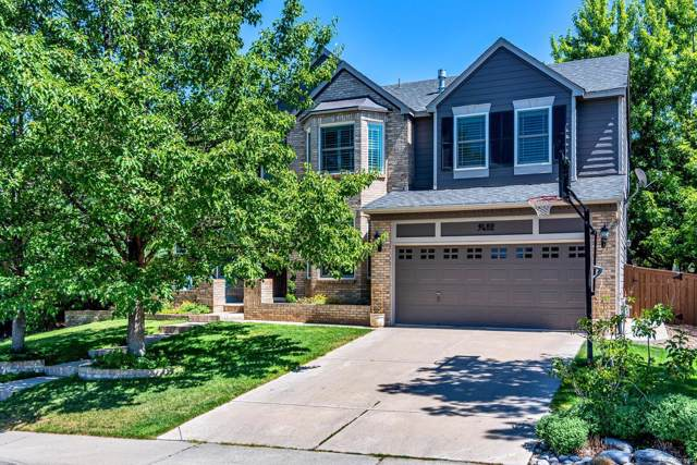 9482 S Hackberry Lane, Highlands Ranch, CO 80129 (#9161319) :: The DeGrood Team