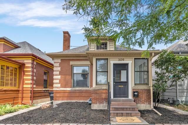 309 E Bayaud Avenue, Denver, CO 80209 (#9161616) :: Berkshire Hathaway HomeServices Innovative Real Estate