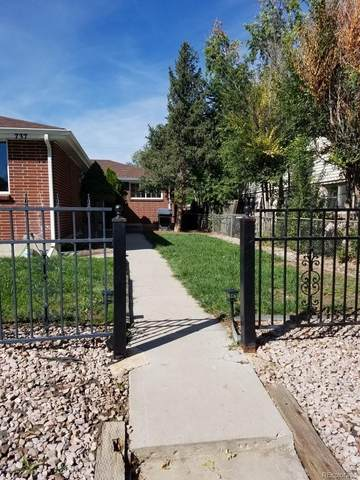 735-737 N Utica Street, Denver, CO 80204 (#9161831) :: Venterra Real Estate LLC