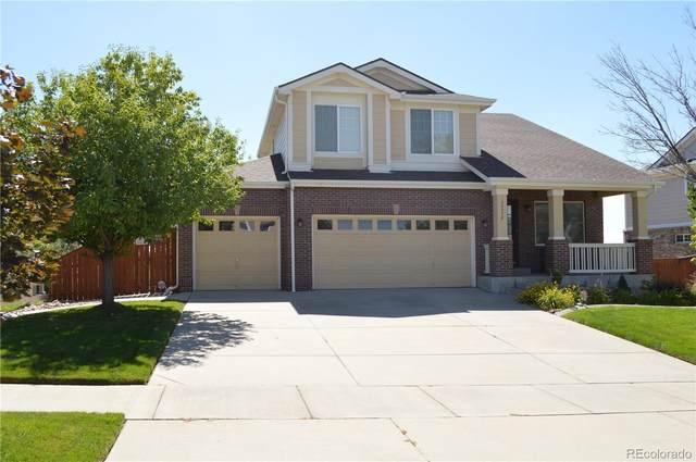 20278 E Dartmouth Drive, Aurora, CO 80013 (MLS #9161941) :: Kittle Real Estate