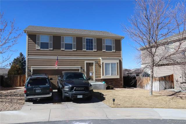 4975 Bayou Gulch Street, Parker, CO 80134 (#9161962) :: The Dixon Group