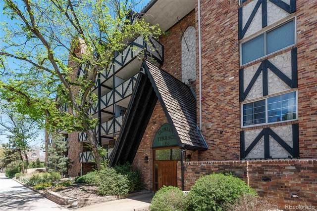 1350 Josephine Street #402, Denver, CO 80206 (MLS #9162502) :: 8z Real Estate