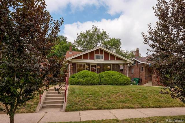 931 Madison Street, Denver, CO 80206 (#9162591) :: The Heyl Group at Keller Williams