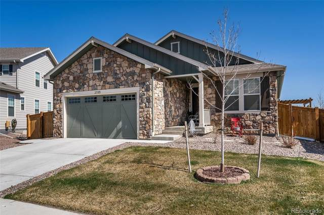 2785 E 159th Way, Thornton, CO 80602 (#9162792) :: Real Estate Professionals
