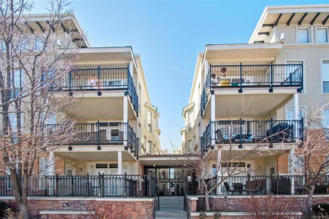 1521 Vine Street #106, Denver, CO 80206 (#9162991) :: Bring Home Denver