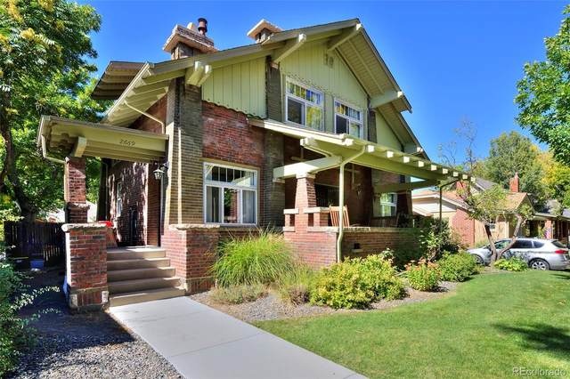 2669 Clermont Street, Denver, CO 80207 (#9163016) :: James Crocker Team