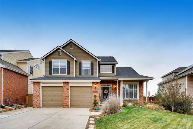10035 Hughes Place, Highlands Ranch, CO 80126 (#9163108) :: The DeGrood Team