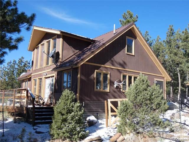710 Gabbert Drive, Westcliffe, CO 81252 (MLS #9163189) :: 8z Real Estate