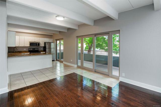 1441 N Humboldt Street #104, Denver, CO 80218 (MLS #9163222) :: 8z Real Estate